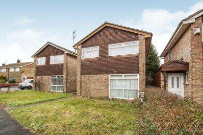 3 Bedrooms Detached House for sale in Martin Close, Patchway, Bristol