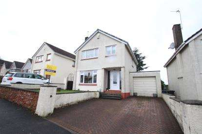 3 Bedrooms Detached House for sale in Forfar Crescent, Bishopbriggs