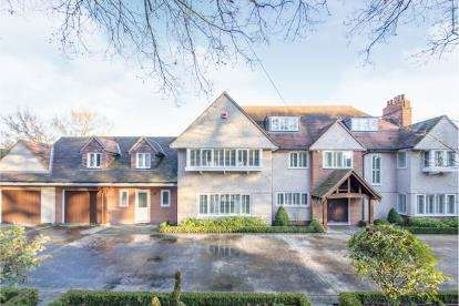 5 Bedrooms Detached House for sale in Swithland Lane, Rothley, Leicester, Leicestershire