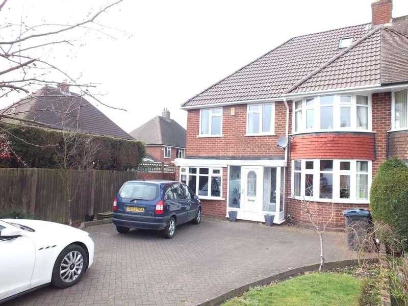 5 Bedrooms Semi Detached House for sale in Little Pitts Close, Erdington