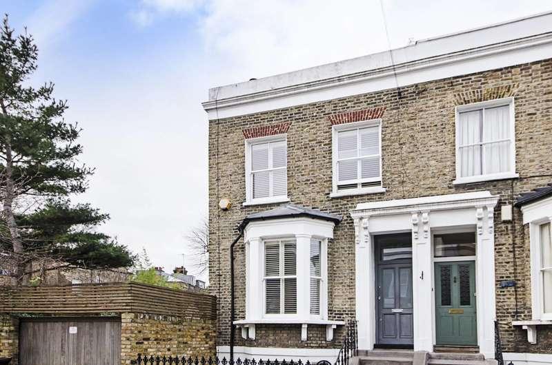 4 Bedrooms House for sale in Killowen Road, Victoria Park, E9