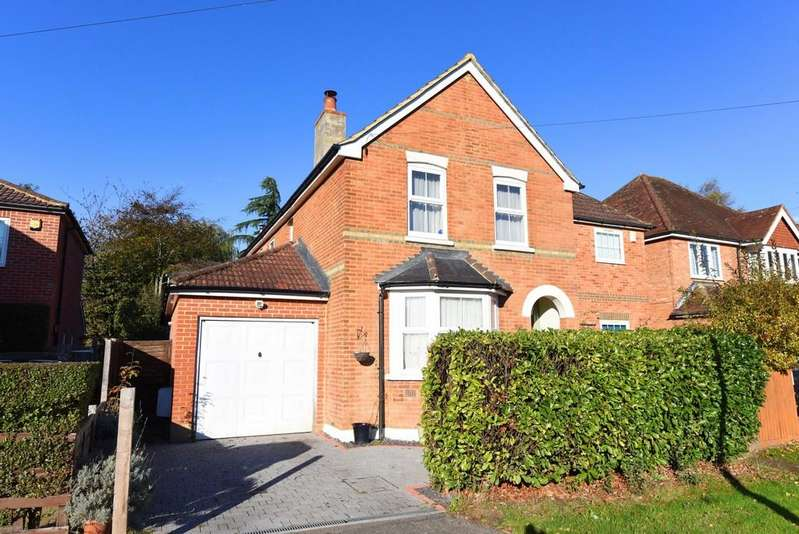 4 Bedrooms Semi Detached House for sale in The Broadway, Sandhurst