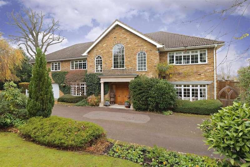 6 Bedrooms Detached House for sale in Barnet Lane, Elstree