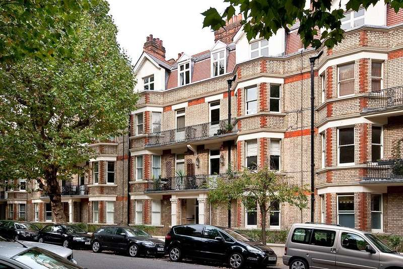 3 Bedrooms Flat for sale in CASTELLAIN MANSIONS, CASTELLAIN ROAD, LONDON