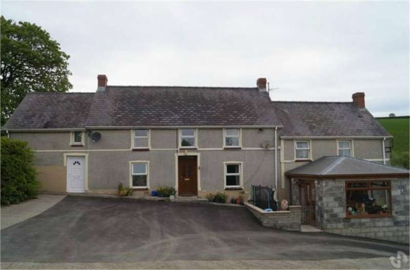 3 Bedrooms Farm Commercial for sale in Nantyci, College Road, Carmarthen