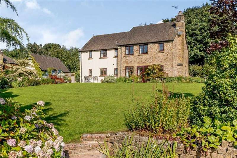 5 Bedrooms Detached House for sale in 7 Coombe Lea, Chepstow, Monmouthshire