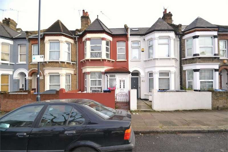 3 Bedrooms Terraced House for sale in Churchill Road, London