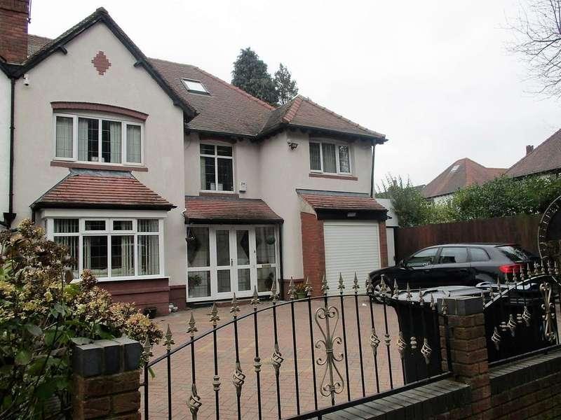 7 Bedrooms Semi Detached House for sale in West Drive, Handsworth Wood, Birmingham B20