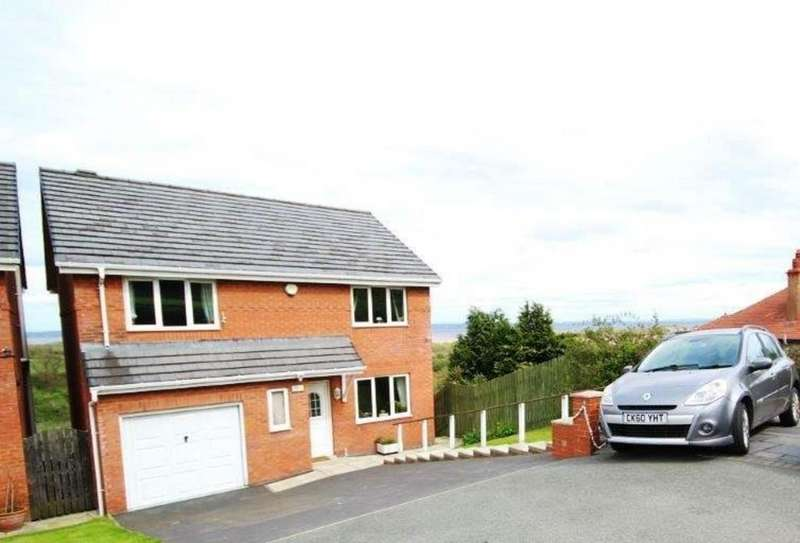 4 Bedrooms Detached House for sale in Woodland View, Holway Road