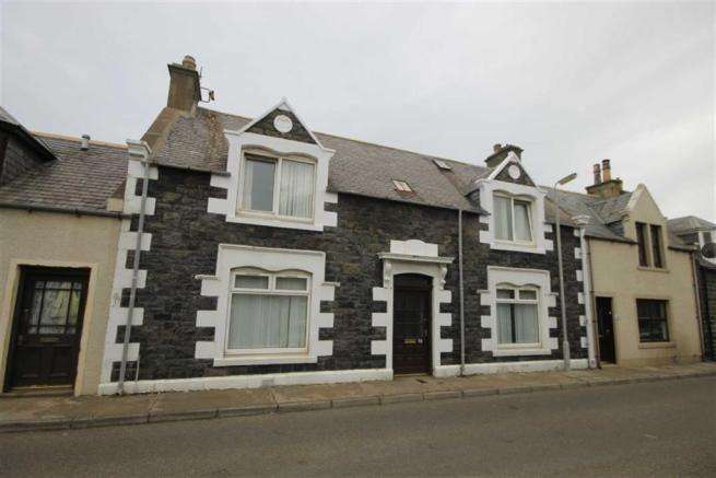 3 Bedrooms Terraced House for sale in Low Shore, AB44