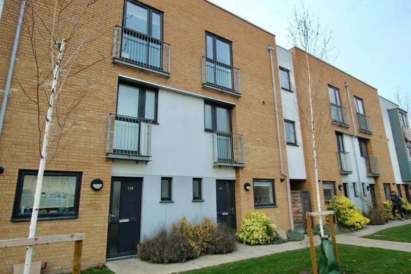 4 Bedrooms Terraced House for sale in Cromwell road , CB1