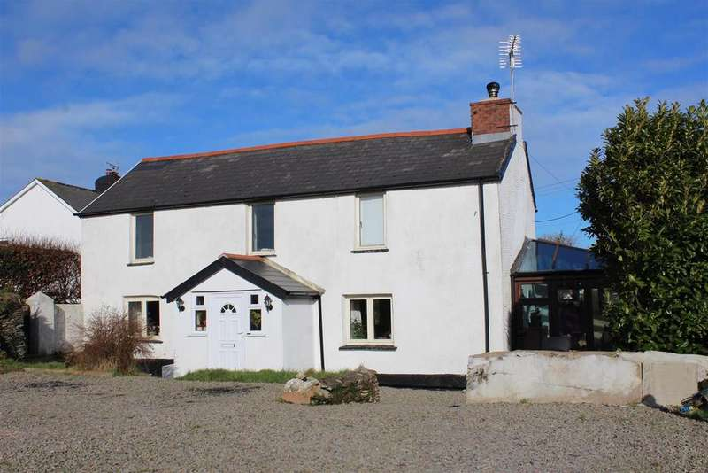 3 Bedrooms Detached House for sale in Berry Down, Combe Martin