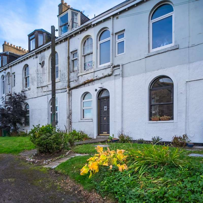 1 Bedroom Ground Flat for sale in Isla Place, Tayport DD6