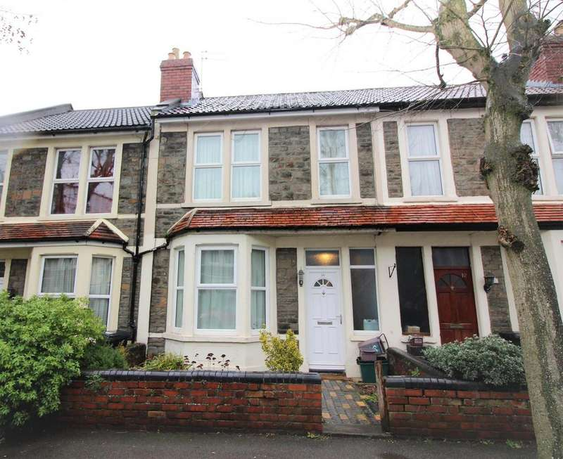 2 Bedrooms Terraced House for sale in Parnall Road, Bristol, Fishponds, BS16 3JG