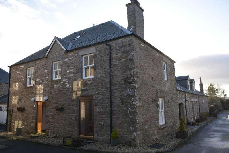 4 Bedrooms Farm House Character Property for sale in Kippenross Home Farm, Glen Road, Dunblane, Stirling, FK15 0JZ