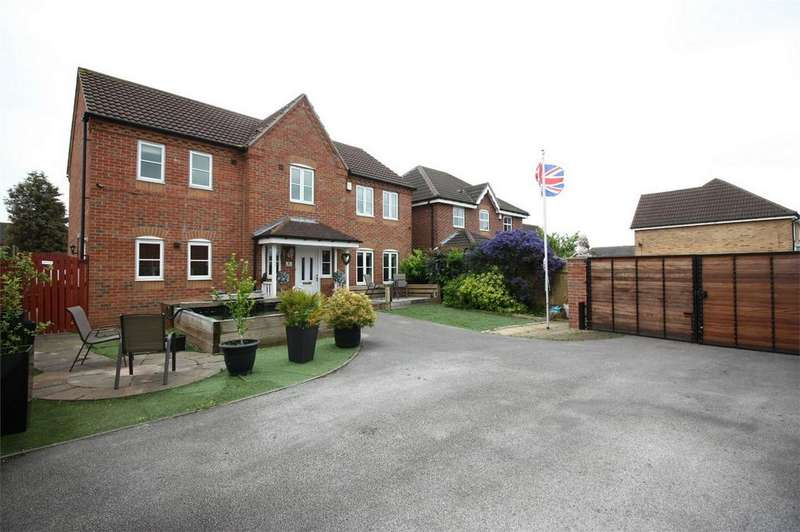 4 Bedrooms Detached House for sale in Brettas Park, Monk Bretton, BARNSLEY, South Yorkshire