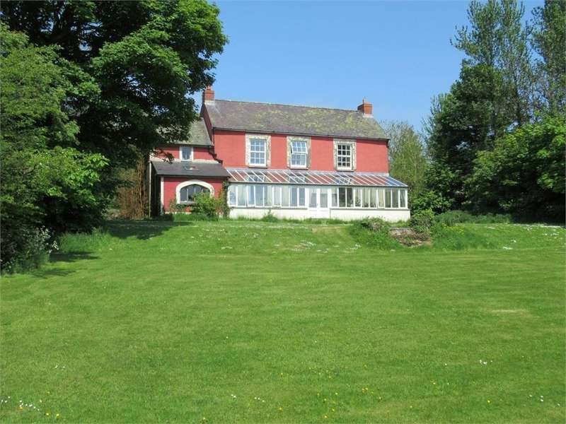 6 Bedrooms Farm Commercial for sale in Glasdir, Nevern, Newport, Pembrokeshire