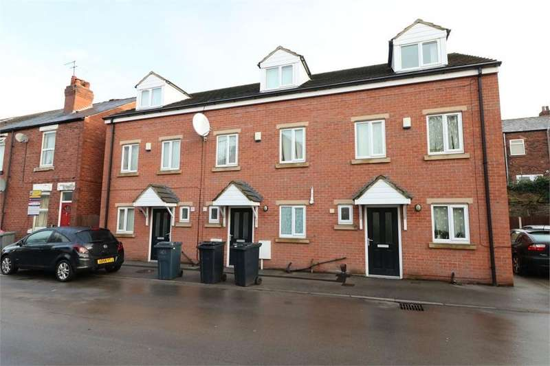 3 Bedrooms Semi Detached House for sale in William Street, Rotherham, South Yorkshire