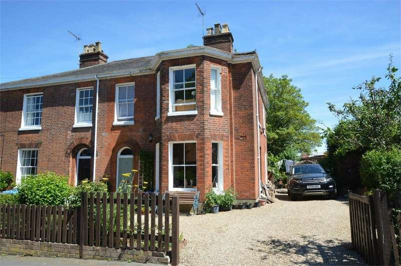 3 Bedrooms Semi Detached House for sale in Victoria Street, Norwich, Norfolk