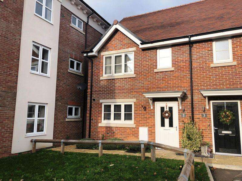 3 Bedrooms Semi Detached House for sale in Hodgson Way, Harlow
