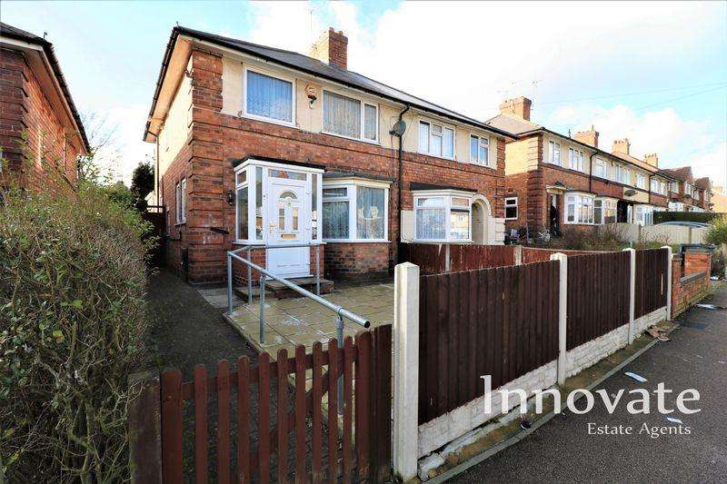 4 Bedrooms Semi Detached House for sale in Finchley Road, Birmingham