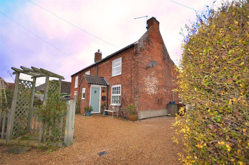 2 Bedrooms Cottage House for sale in Halvergate