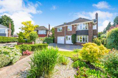5 Bedrooms Detached House for sale in Royden Avenue, Higher Runcorn, Runcorn, Cheshire, WA7