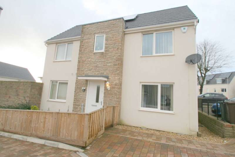 3 Bedrooms End Of Terrace House for sale in Ash Grove, Plymouth