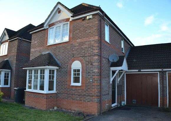 3 Bedrooms Detached House for sale in Mallard Way, Aldermaston, Reading