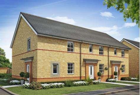 3 Bedrooms Town House for sale in Alexander Gate, Off Waterloo Road, Hanley, Stoke-On-Trent