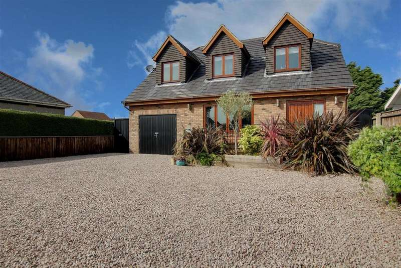 3 Bedrooms Detached House for sale in Church Road, Mablethorpe