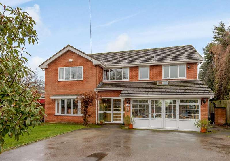 5 Bedrooms House for sale in Kelsey Lane, Balsall Common, Coventry