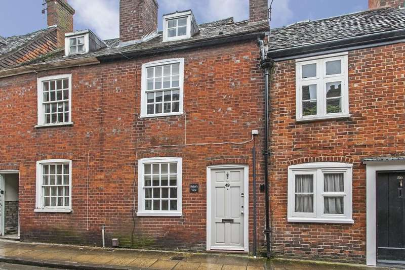 2 Bedrooms Terraced House for sale in Canon Street, Winchester, SO23