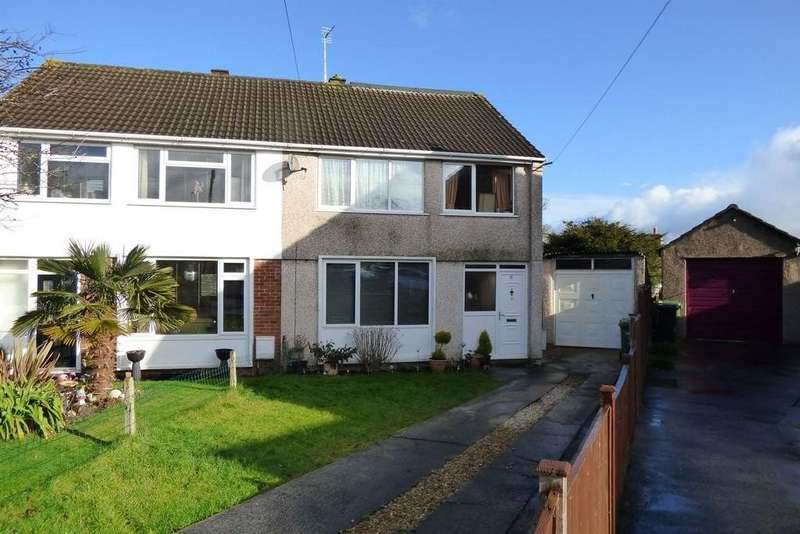 4 Bedrooms Semi Detached House for sale in Frome Way, Winterbourne