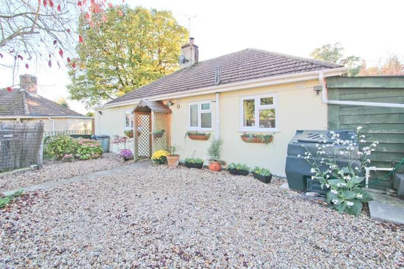 2 Bedrooms Detached Bungalow for sale in Hays Cottages, Steep