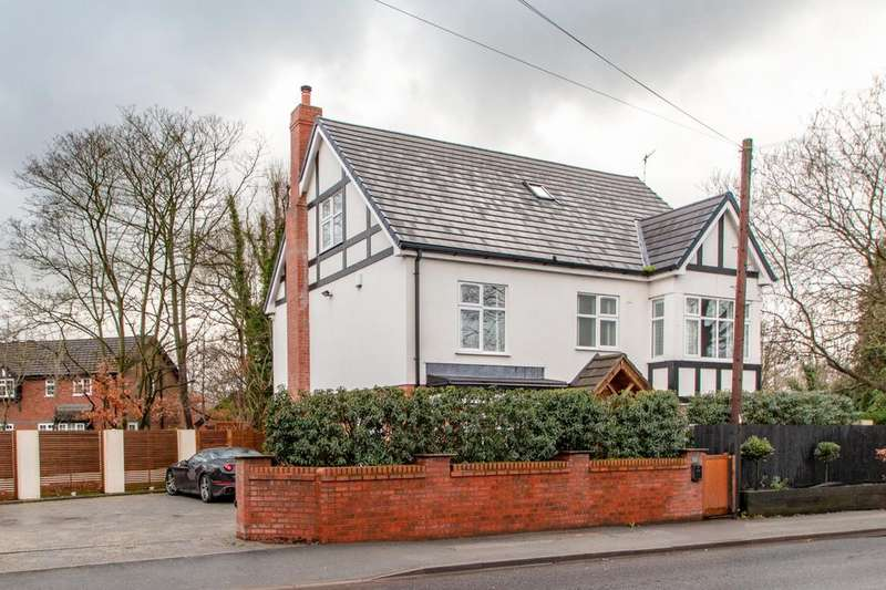 5 Bedrooms Detached House for sale in Bramhall Lane, Davenport