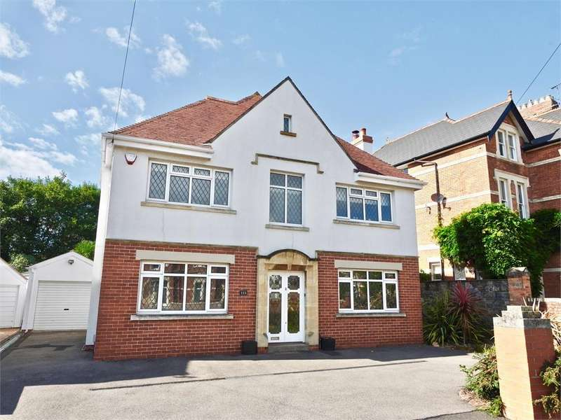 5 Bedrooms Detached House for sale in Plymouth Road, Penarth