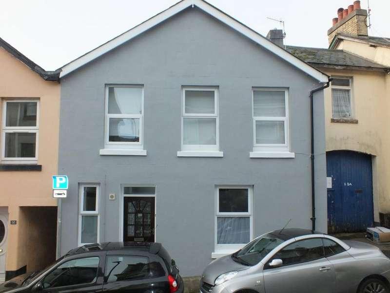 2 Bedrooms Flat for sale in Elmbank Road, Paignton