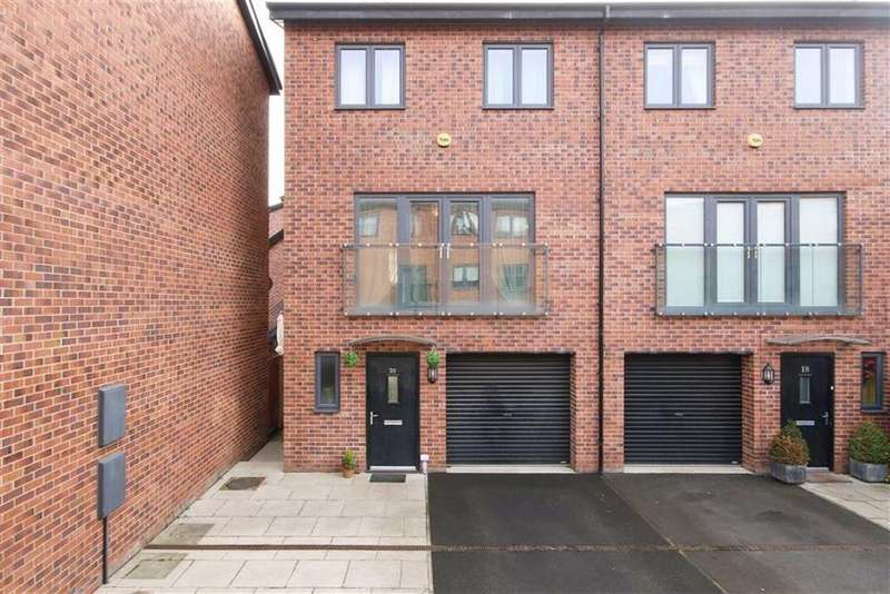 4 Bedrooms Semi Detached House for sale in Twine Street, LS10