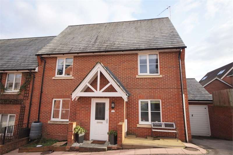 5 Bedrooms Semi Detached House for sale in Ducketts Mead, Shinfield, READING, Berkshire