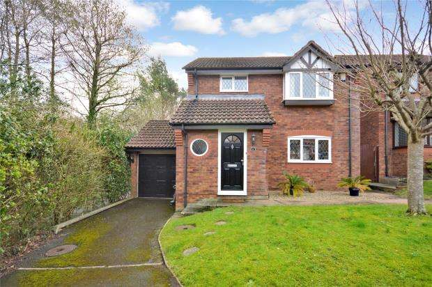 4 Bedrooms Detached House for sale in Strawberry Avenue, Exeter, Devon