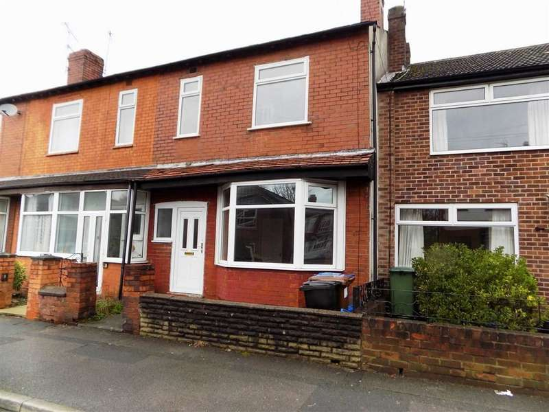 3 Bedrooms Terraced House for sale in Woodhall Road, Reddish, Stockport