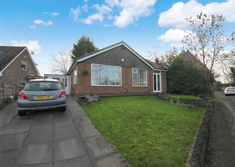 2 Bedrooms Detached Bungalow for sale in Church Walk, Farnworth, Bolton, BL4 7DS