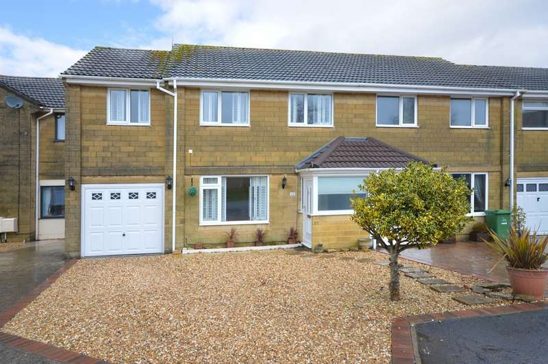 4 Bedrooms Terraced House for sale in Waveney Road, Keynsham, BS31