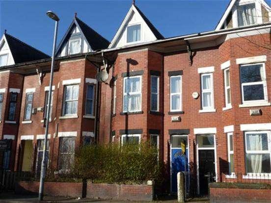 4 Bedrooms Terraced House for rent in Platt Lane, Rusholme, M14