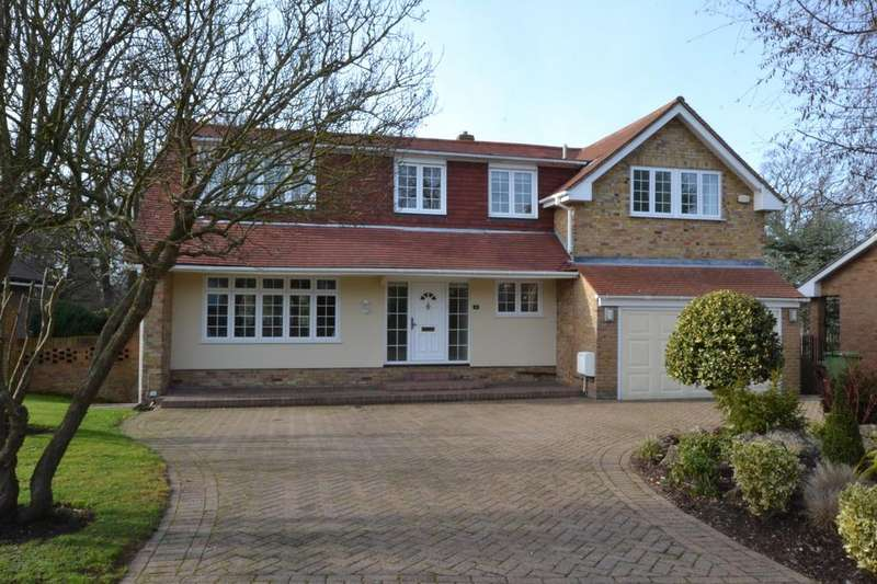 5 Bedrooms Detached House for sale in The Spinney, Billericay, Essex, CM12