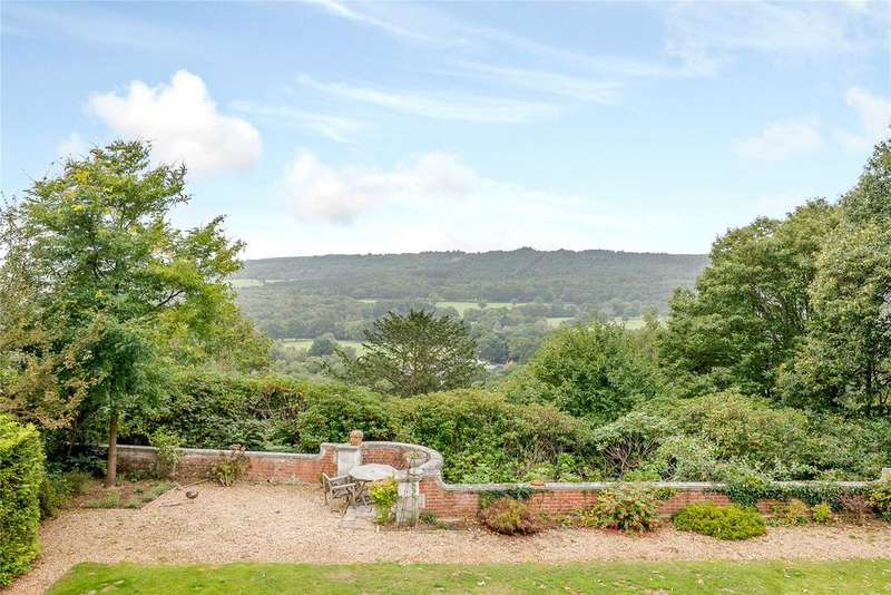 5 Bedrooms Semi Detached House for sale in Coldharbour Wood, London Road, Rake, West Sussex
