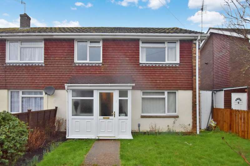 3 Bedrooms End Of Terrace House for sale in North Baddesley, Southampton
