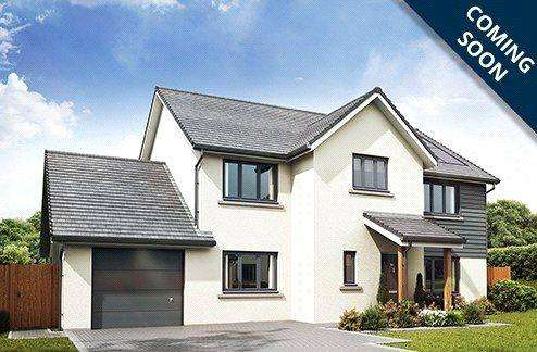 4 Bedrooms House for sale in Plot 10, The Spruce, Barley Brae, Tantallon Road, North Berwick, East Lothian