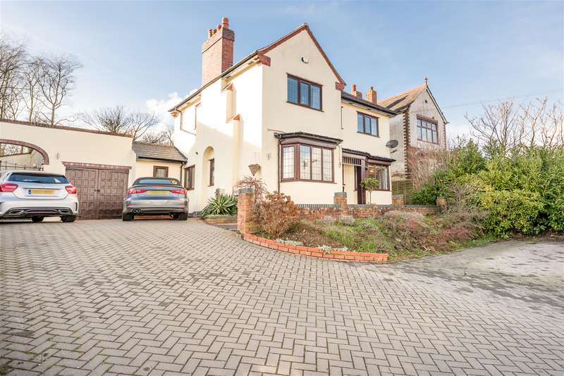 3 Bedrooms Detached House for sale in Mount Pleasant, Kingswinford, DY6 9SW